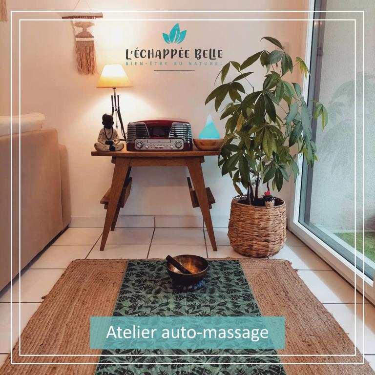 Atelier d'auto-massage