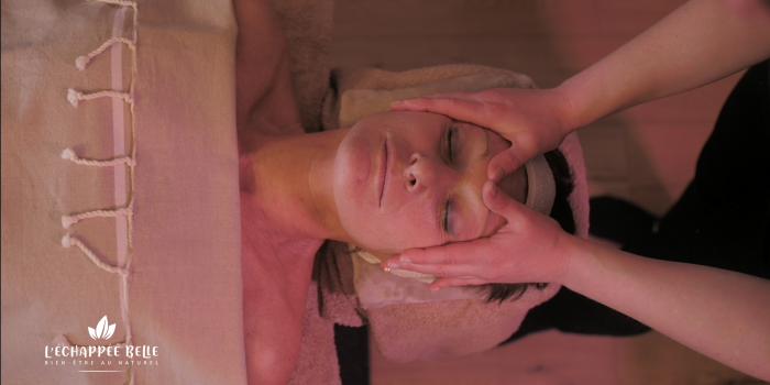 Massage visage balinais