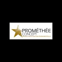 Prométhée concept logo