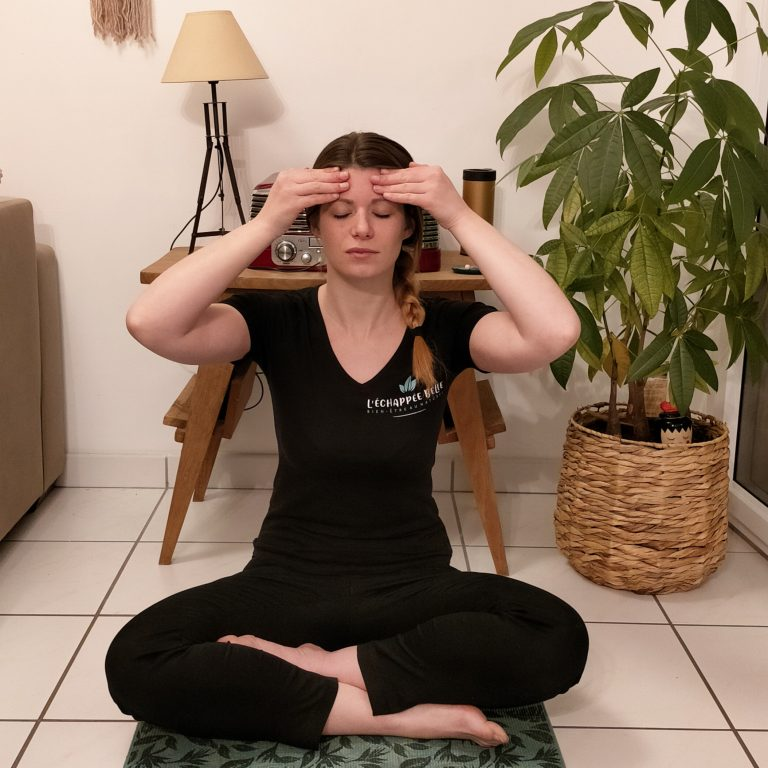 Atelier auto massage le havre bien-être détente relaxation massage à domicile